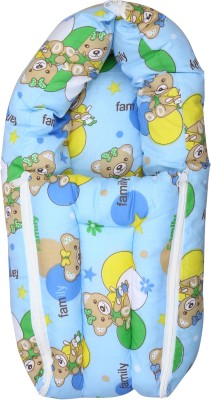 Eshelle TED-BLUE 3 In 1 Bedding Set Sleeping Bag