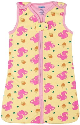 Snuggles Sleeping Bag- Squirrel Sleeping Bag