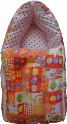 Luk Luck Baby Comfort Sleeping Bag-Orange Sleeping Bag