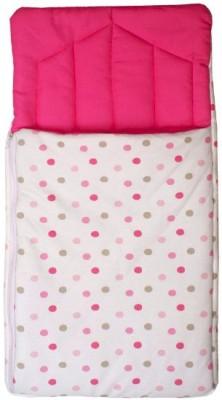 kadambaby Pink polkas Baby nest bag Sleeping Bag