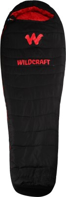 Wildcraft Sleeping Bag X-Treme Sleeping Bag(Black)