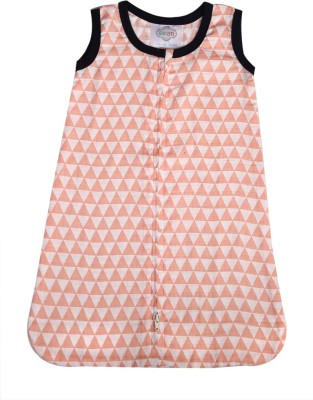 Bacati Tribal Coral Triangles Muslin Sleep Sack Sleeping Bag