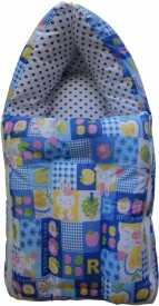 Luk Luck Baby bed Sleeping Bag(Blue)