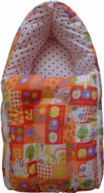 Luk Luck baby bed Sleeping Bag(Orange)