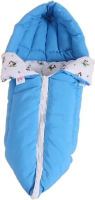Jinglers 3 In 1 Baby Carry Bed Blue Sleeping Bag