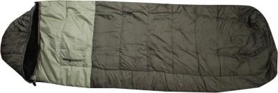 FLIPFIT ULTRA WARM DESIGNER NYLON WITH BLANKET STUFF INSIDE Sleeping Bag(Green)