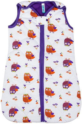 Snuggles Quilted Sleeping Bag- Owl Sleeping Bag
