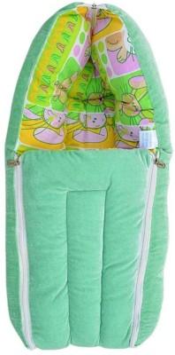 Younique 3 in 1 Velvet Fabric Baby Bed Carrier Sleeping Bag