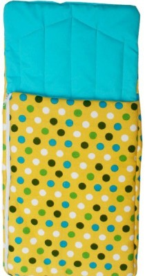 kadambaby Yellow polkas Baby nest bag Sleeping Bag