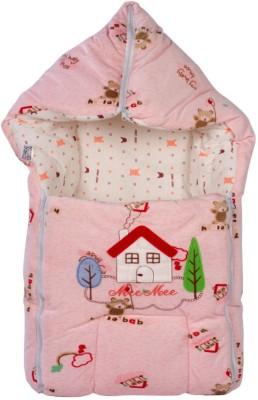 Mee Mee Baby Carry Nest Pink - House Sleeping Bag