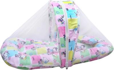 Eshelle NET-LUDO-PINK Foldable Netted Bed Sleeping Bag