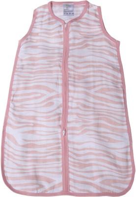 Kaarpas Pink Zebra Stripes Sleeping Bag