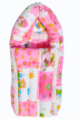 Younique Pure Cotton Baby Bed Carrier/Sleeping Bag Sleeping Bag