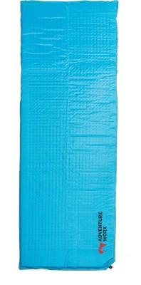 Adventureworx AerSen Self-Inflating Mattress for Hiking/Backpacking/Camping Sleeping Bag(Blue)