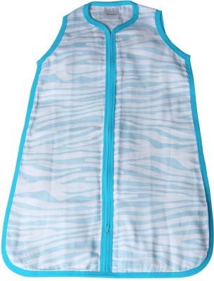 Kaarpas Blue Zebra Stripes Sleeping Bag
