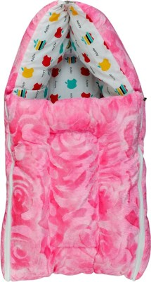 Orange and Orchid Carrier bed Sleeping Bag