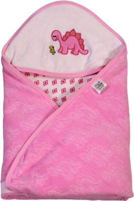 Brim Hugs & Cuddles BABY WRAPPER JACQUARD- Pink Sleeping Bag