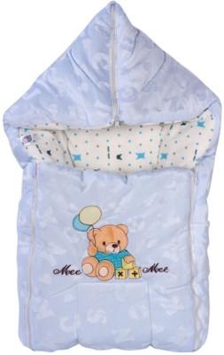 Mee Mee Baby Carry Nest Blue - Teddy Bear With Balloon Sleeping Bag