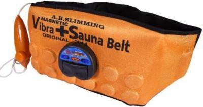 Rohaas 3in1 Vibrating Magnetic Slimming Belt(orange, black)