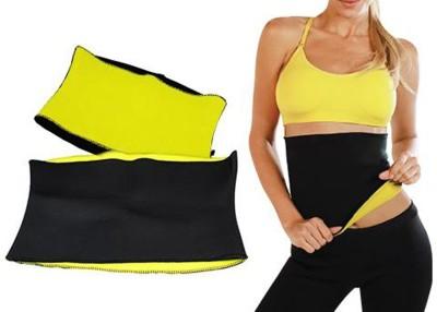monika sports moni Slimming Belt(Black/yellow)