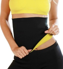 Shopo Hot Shapers Slim Waist Fitness Color Black Slimming Belt