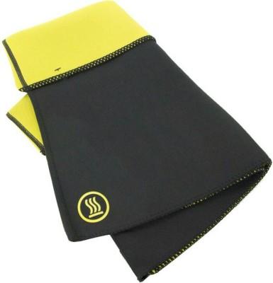 J & D Sales Black Hot Shaper Abdomen Slimmer Slimming Belt(Black)