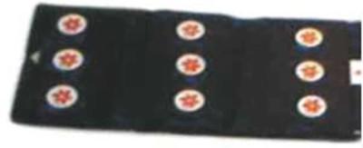 Acs Black & Belly Belt 9 Magnet Jenes Magnetic Slimming Belt(Black)