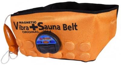SJ 3 in1 Sauna Vibrating Magnetic Slimming Belt