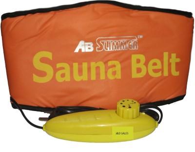 J&D SALES Sauna Slimming Belt(Orange)