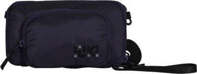 Wildcraft Women Casual Purple Nylon Sling Bag