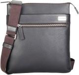 Cross Men Brown Genuine Leather Sling Ba...