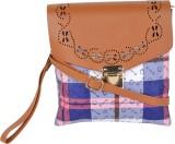 Kleio Women Multicolor PU Sling Bag