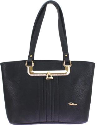Velina Women Black PU Sling Bag