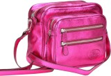 Valentino Women Casual Pink Genuine Leat...