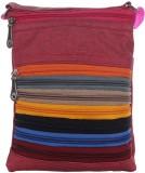 Mela Women Pink PU Sling Bag