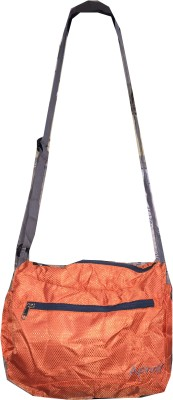 Apnav Boys, Girls Orange Polyester Sling Bag