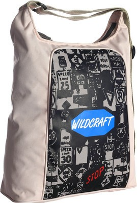 Wildcraft Women Casual Multicolor Polyester Sling Bag