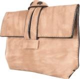 Aquila Women Beige PU Sling Bag