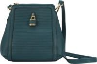 AND Girls Blue PU Sling Bag