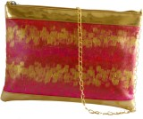 Demure Women Casual Pink, Gold Canvas, P...