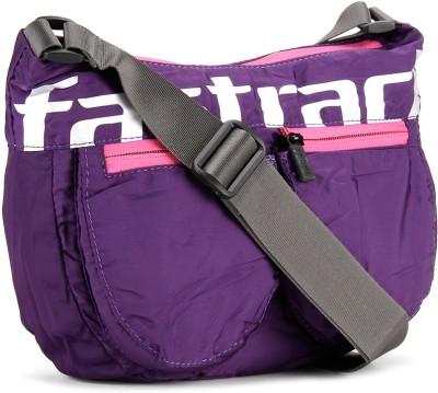 Fastrack Women Purple Sling Bag