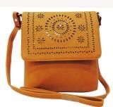 Mex Women Multicolor Leatherette Sling B...
