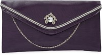 Skyways Women Casual, Evening/Party Purple PU Sling Bag