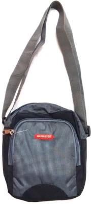 Navigator Women Casual Grey PU Sling Bag