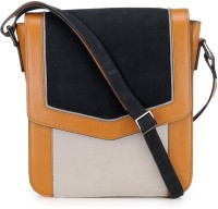 Phive Rivers Women Multicolor Genuine Leather Sling Bag