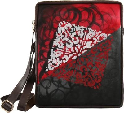 Rang Rage Women Casual Brown Canvas Sling Bag