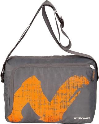 Wildcraft Men Orange Polyester Sling Bag