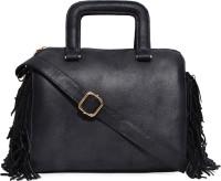 Joker & Witch Women Black Leatherette Sling Bag