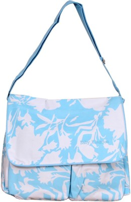 PRETTY KRAFTS Boys, Girls Blue Polyester Shoulder Bag