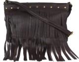 Armadio Women Brown Leatherette Sling Ba...